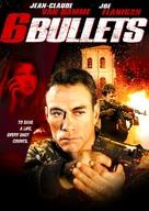 6 Bullets - DVD cover (xs thumbnail)