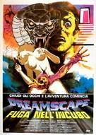 Dreamscape - Italian Movie Poster (xs thumbnail)