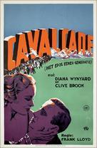 Cavalcade - Dutch Movie Poster (xs thumbnail)