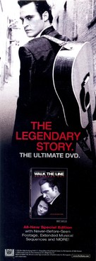 Walk The Line - Video release poster (xs thumbnail)
