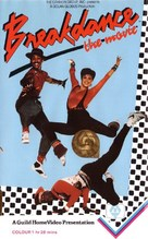 Breakin' - VHS cover (xs thumbnail)