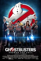 Ghostbusters - Movie Poster (xs thumbnail)