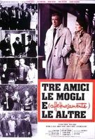 Vincent, François, Paul... et les autres - Italian Movie Poster (xs thumbnail)