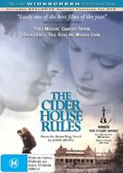 The Cider House Rules - Australian Movie Cover (xs thumbnail)