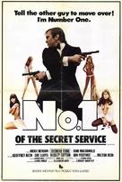 No. 1 of the Secret Service - British Movie Poster (xs thumbnail)