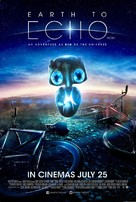 Earth to Echo - British Movie Poster (xs thumbnail)