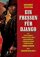 W Django! - German Movie Cover (xs thumbnail)