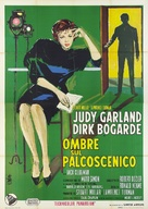 I Could Go on Singing - Italian Movie Poster (xs thumbnail)