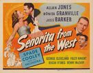 Senorita from the West - Movie Poster (xs thumbnail)
