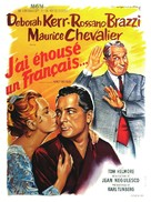 Count Your Blessings - French Movie Poster (xs thumbnail)
