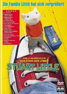 Stuart Little - Swiss DVD cover (xs thumbnail)