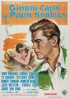 Palm Springs Weekend - Italian Movie Poster (xs thumbnail)