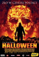 Halloween - Polish Movie Poster (xs thumbnail)