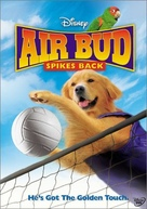 Air Bud: Spikes Back - Movie Cover (xs thumbnail)