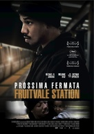 Fruitvale Station - Italian Movie Poster (xs thumbnail)