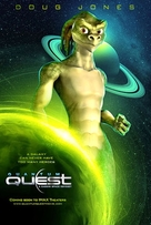 Quantum Quest: A Cassini Space Odyssey - Movie Poster (xs thumbnail)
