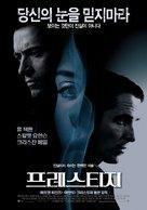 The Prestige - South Korean Movie Poster (xs thumbnail)