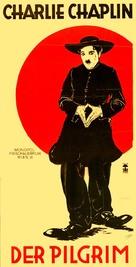 The Pilgrim - German Movie Poster (xs thumbnail)