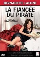 La fiancée du pirate - French DVD movie cover (xs thumbnail)