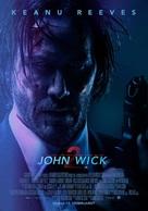 John Wick: Chapter Two - Estonian Movie Poster (xs thumbnail)