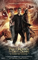 Percy Jackson: Sea of Monsters - Italian Movie Poster (xs thumbnail)