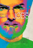 jOBS - Colombian Movie Poster (xs thumbnail)