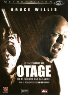 Hostage - French Movie Cover (xs thumbnail)