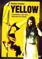 Yellow - French Movie Cover (xs thumbnail)