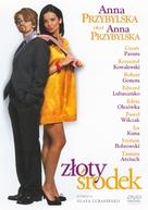 Zloty srodek - Polish DVD cover (xs thumbnail)