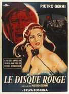 Il ferroviere - French Movie Poster (xs thumbnail)