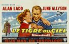 The McConnell Story - Belgian Movie Poster (xs thumbnail)