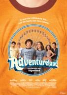 Adventureland - German Movie Poster (xs thumbnail)