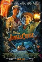 Jungle Cruise - Argentinian Movie Poster (xs thumbnail)