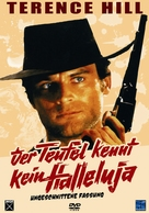 La collera del vento - German Movie Cover (xs thumbnail)