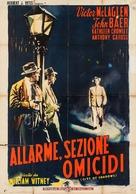 City of Shadows - Italian Movie Poster (xs thumbnail)