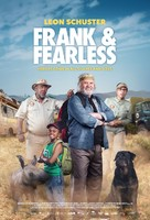 Frank & Fearless - South African Movie Poster (xs thumbnail)