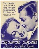 Love on the Run - Movie Poster (xs thumbnail)