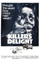 Killer's Delight - Movie Poster (xs thumbnail)