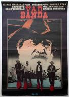 The Wild Bunch - Hungarian Movie Poster (xs thumbnail)