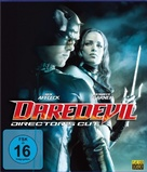 Daredevil - German Blu-Ray movie cover (xs thumbnail)