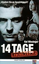 14 Tage lebenslänglich - German poster (xs thumbnail)