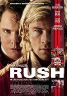 Rush - Swiss Movie Poster (xs thumbnail)