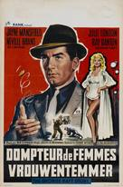 The George Raft Story - Belgian Movie Poster (xs thumbnail)