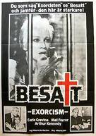 L'anticristo - Swedish Movie Poster (xs thumbnail)