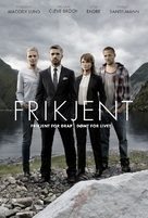 """Frikjent"" - Norwegian Movie Poster (xs thumbnail)"