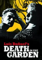 La mort en ce jardin - DVD cover (xs thumbnail)