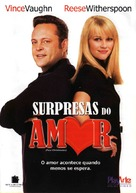 Four Christmases - Brazilian Movie Poster (xs thumbnail)