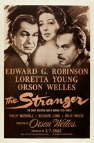 The Stranger - Re-release poster (xs thumbnail)