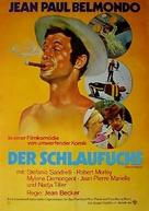 Tendre voyou - German Movie Poster (xs thumbnail)