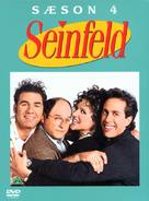 """Seinfeld"" - Danish DVD movie cover (xs thumbnail)"
